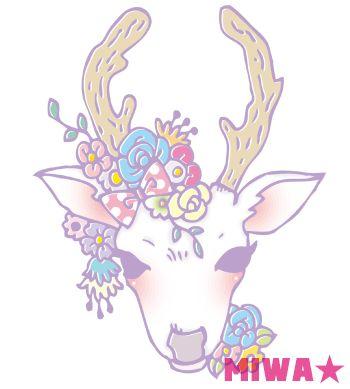 ファンシー☆鹿