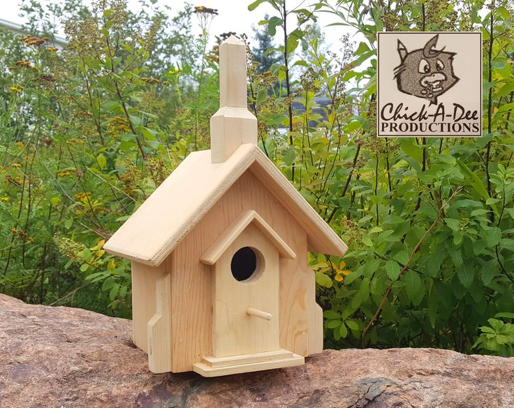 Country Church Birdhouse:   Papa don't preech (Oh, I'm gonna keep my birdy) Made up your mind? Click me baby ;)