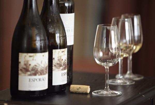 Maridajes con vino Oporto