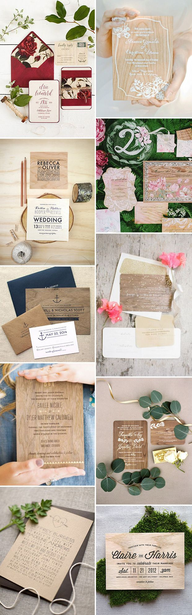 67 Best Unique Wedding Invitations Images On Pinterest Bridal