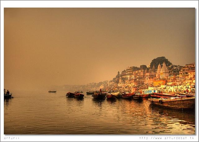 Varanasi. Volveré.
