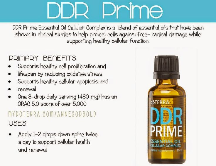 Purely Essential Ddr Prime Keeping The Cells Healthy