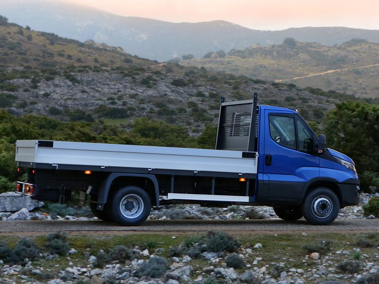 Iveco Daily 70 Chassis Cab '2014–н.в.