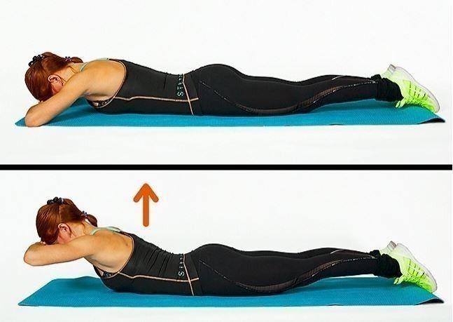 Todo lo que necesitas es determinación y 10 minutos al día de estos ejercicios muy fáciles que puedes hacer en tu casa, sin tener que ir al gimnasio ni comprar equipos especiales.