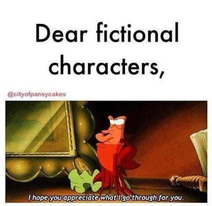 Hilarious book memes you'll understand if your closest friends are fictional characters.