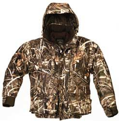 Drake LST 4 in 1 Wader Hunting Jacket; gotta get this for duck season!