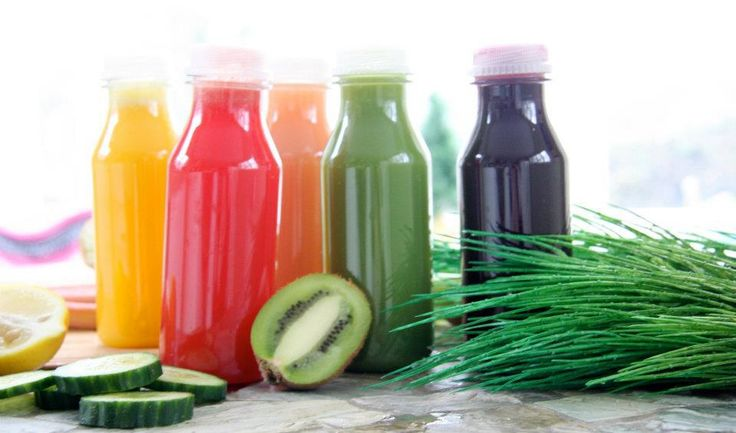 The Best Juicing Recipes Ever!