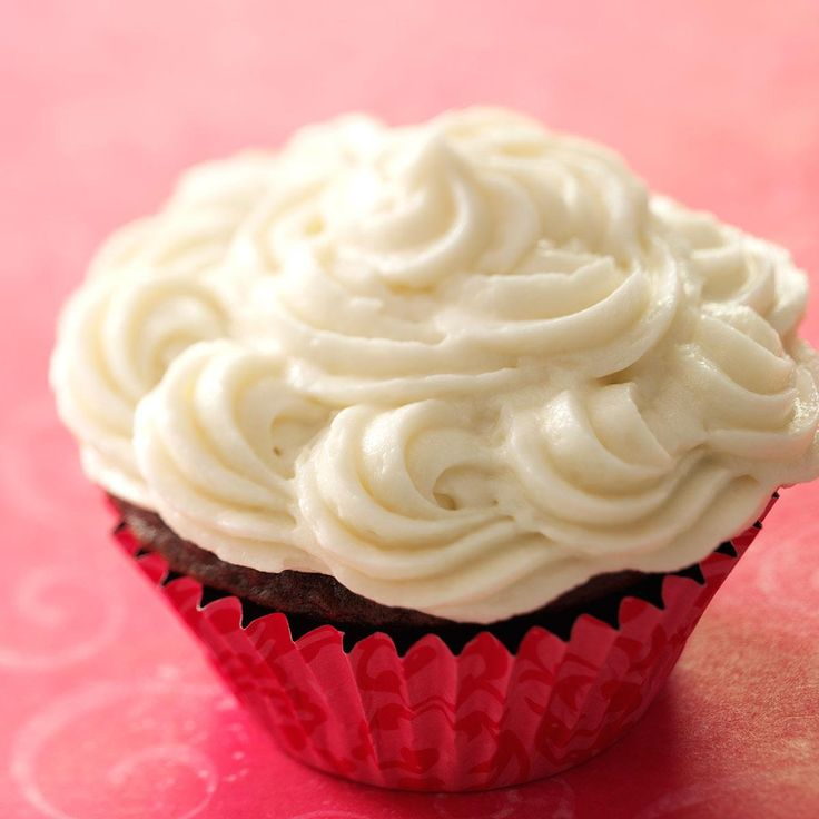 Easy Vanilla Buttercream Frosting Recipe -This basic buttercream frosting has unmatchable homemade taste. With a few simple variations, you can come up with different colors and flavors. —Diana Wilson, Denver, Colorado