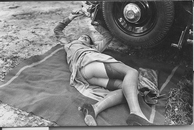 Vintage erotica circa 1930 5 - 4 6