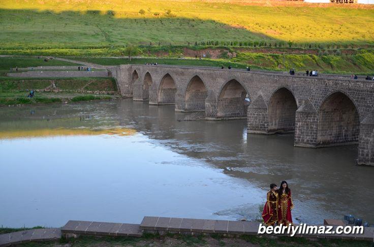 Diyarbakir - Dicle Bridge