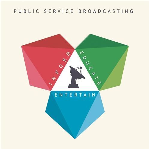 Public Service Broadcasting   Inform Entertain Educate