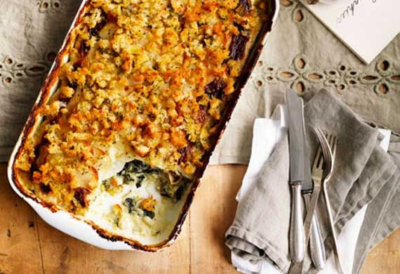 Transform dull dinners and impress guests with these crowd-pleasing side dishes, from winning mash and potato bake variations to stunning salads.