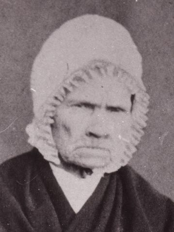 Johanna Magdalena Mare, sister of Andries Pretorius
