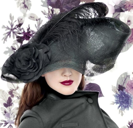 Jasmin Zorlu Millinery. #passion4hats