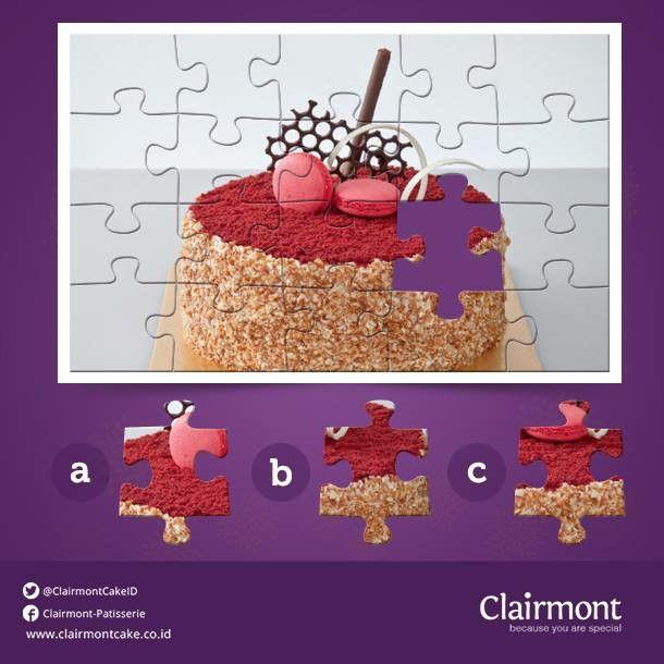 temukan puzzel yang hilang. claimoners #gameclairmont