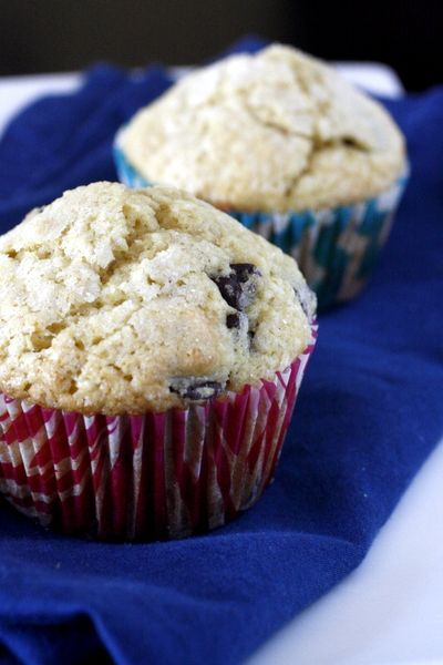 Chocolate muffins, Coffee muffins and Chocolate chip muffins