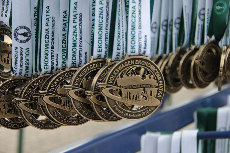 Ekonomiczna Piątka Medale