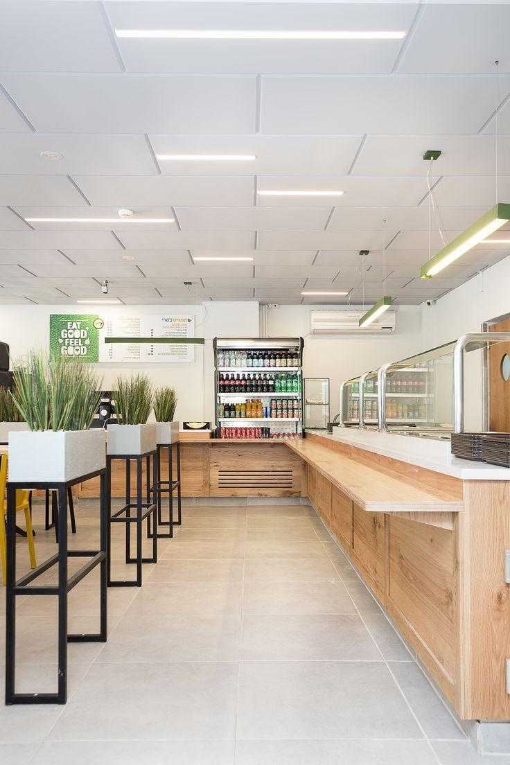 עצוב קפיטריה באוניברסיטת תל אביב מעצבת דנה שקד  dana shaked Interior designer cafeteria Design at Tel Aviv University