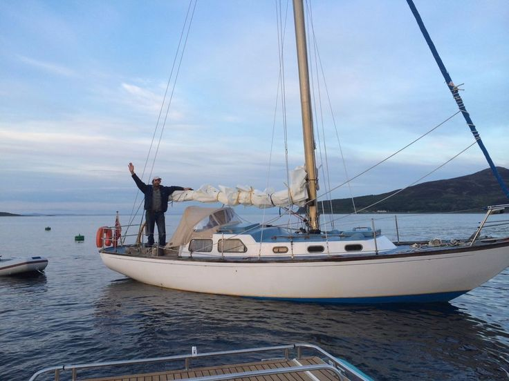 Nicholson 32 sailing yacht. New Yanmar 3YM30 engine. Famous owner | Cars, Motorcycles & Vehicles, Boats & Watercraft, Sailing Boats | eBay! Rory McCann selling his boat