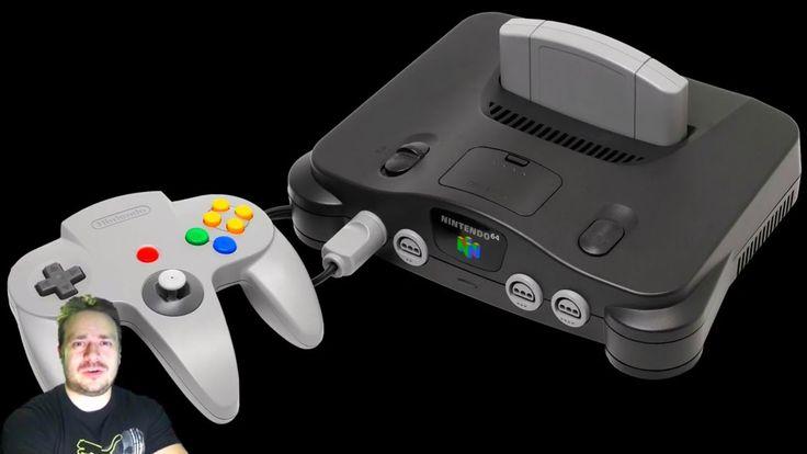 ▶️ Classic Game Tour ® Nintendo 64【régi videó】