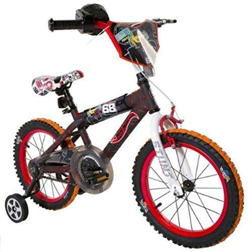 New Hot Wheels Dynacraft Boys Bmx Street Dirt Bike With Hand Brake