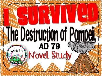 I Survived the Destruction of Pompeii, AD 79 Mega Pack