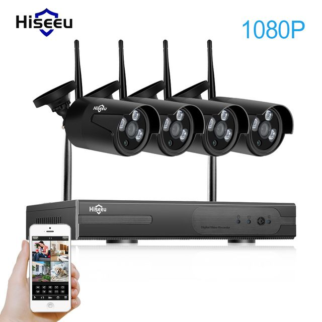 Best Security Camera Systems For Home Surveillance Cameras Amazon Video Security System Video Security Security Camera System