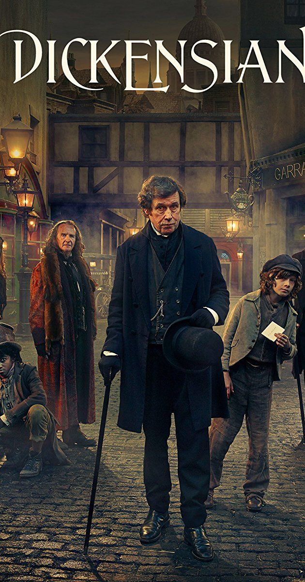 With Tuppence Middleton, Sophie Rundle, Alexandra Moen, Joseph Quinn. Drama set within the fictional realms of Charles Dickens critically acclaimed novels, bringing together some of his most iconic characters as their lives intertwine in 19th century London.