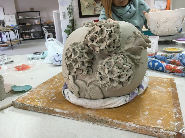 Seramik Küp (Yaz Bahçesi)