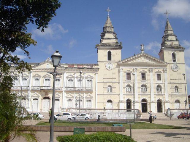 São Luís Cathedral, Historic Centre of São Luís, state of Maranhão, Brazil - http://www.twip.org