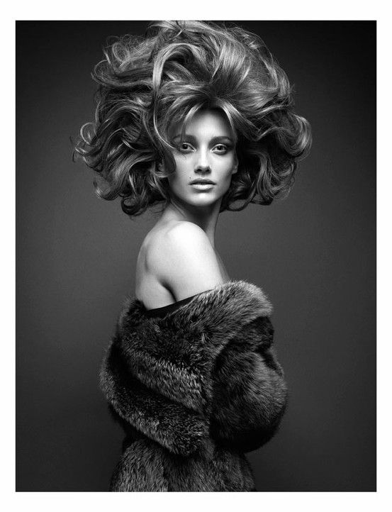 big Hair: Hair Tutorials, Editorial Hair, Ombre Hair, Karmenpedaru, Greg Kadel, Big Hair, Fashion Editorial, Hair Looks, Karmen Pedaru