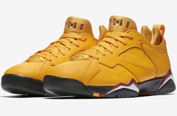new products 5ceb4 181ca Official Images: Air Jordan 7 Low NRG Taxi | Dr Wongs ...