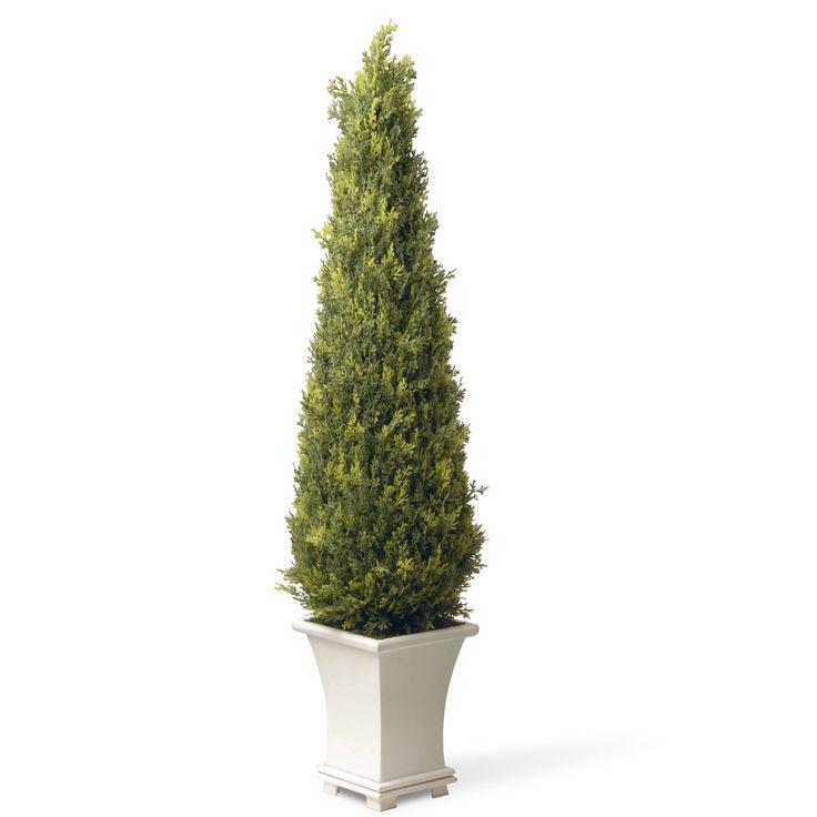 National Tree Company 42-inch Upright Faux Juniper Tree (Green)