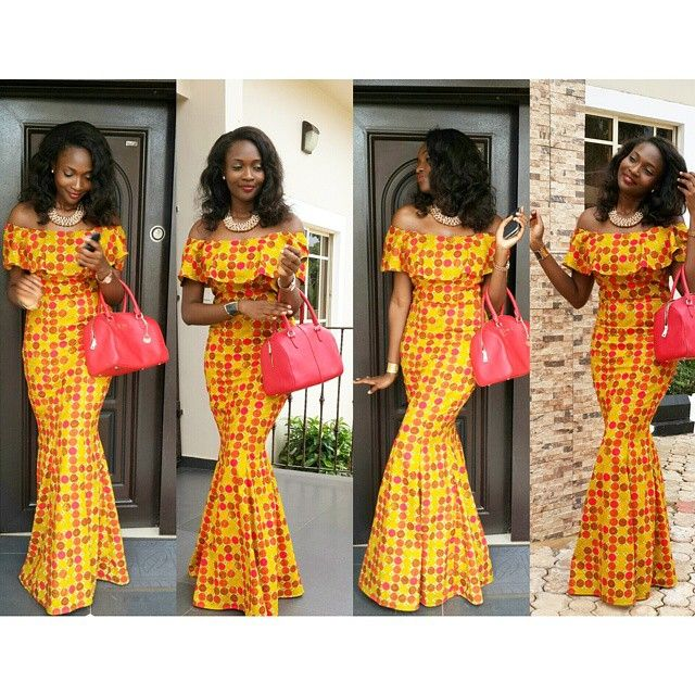 Glow In These Latest, Gorgeous Ankara Fashion and Styles - Wedding Digest NaijaWedding Digest Naija