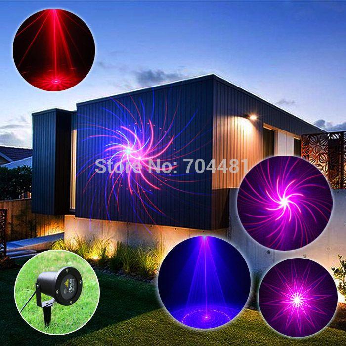 comprar nueva suny interior exterior patrones rojo proyector lser azul paisaje