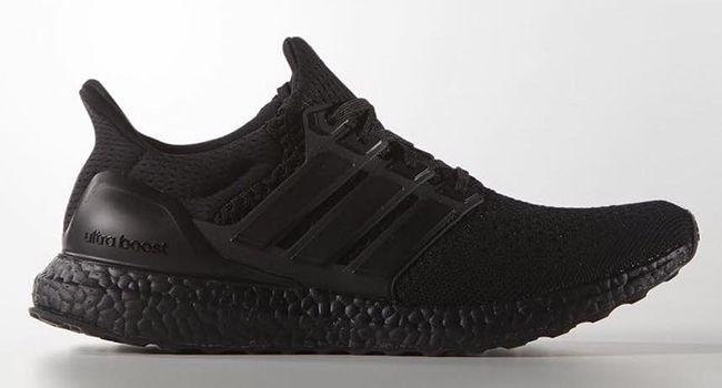 http://SneakersCartel.com adidas Ultra Boost 'Triple Black' Release Date #sneakers #shoes #kicks #jordan #lebron #nba #nike #adidas #reebok #airjordan #sneakerhead #fashion #sneakerscartel http://www.sneakerscartel.com/adidas-ultra-boost-triple-black-release-date-2/