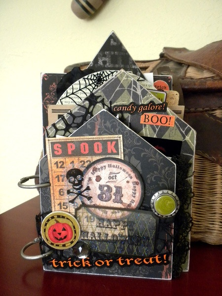 A Project by AmberCA from our Cardmaking Gallery originally submitted 11/01/10 at 12:44 PM