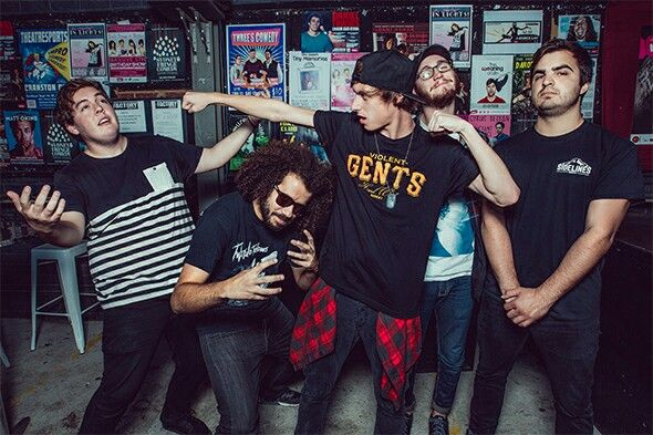 STATE CHAMPS IS PLAYING WARPED TOUR 2016!!!