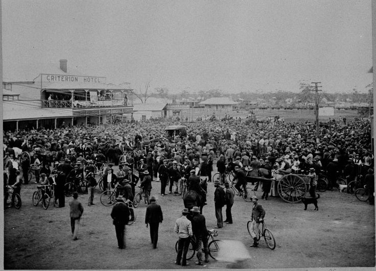020834PD: Father Long and the Sacred Nugget, Kanowna, 1898 http://encore.slwa.wa.gov.au/iii/encore/record/C__Rb1924001?lang=eng