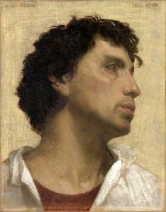 Portrait de Charles Garnier - William Bouguereau - The Athenaeum