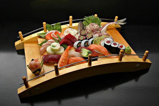 Sushi Sashimi Bridge