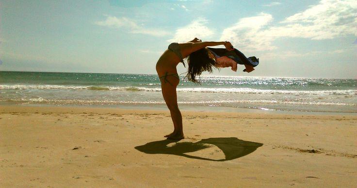 Yoga para un embarazo feliz