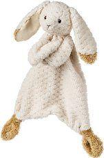 Free pattern for a crochet bunny lovey