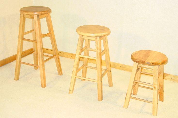 Holz Bar Hocker Gunstig Stuhlede Com Holzleisten Rustikale