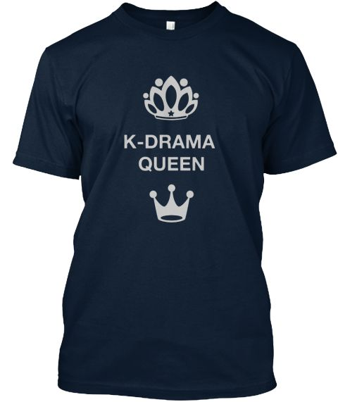 #KDrama Queen | Teespring.com    So many k-dramas. So little time.