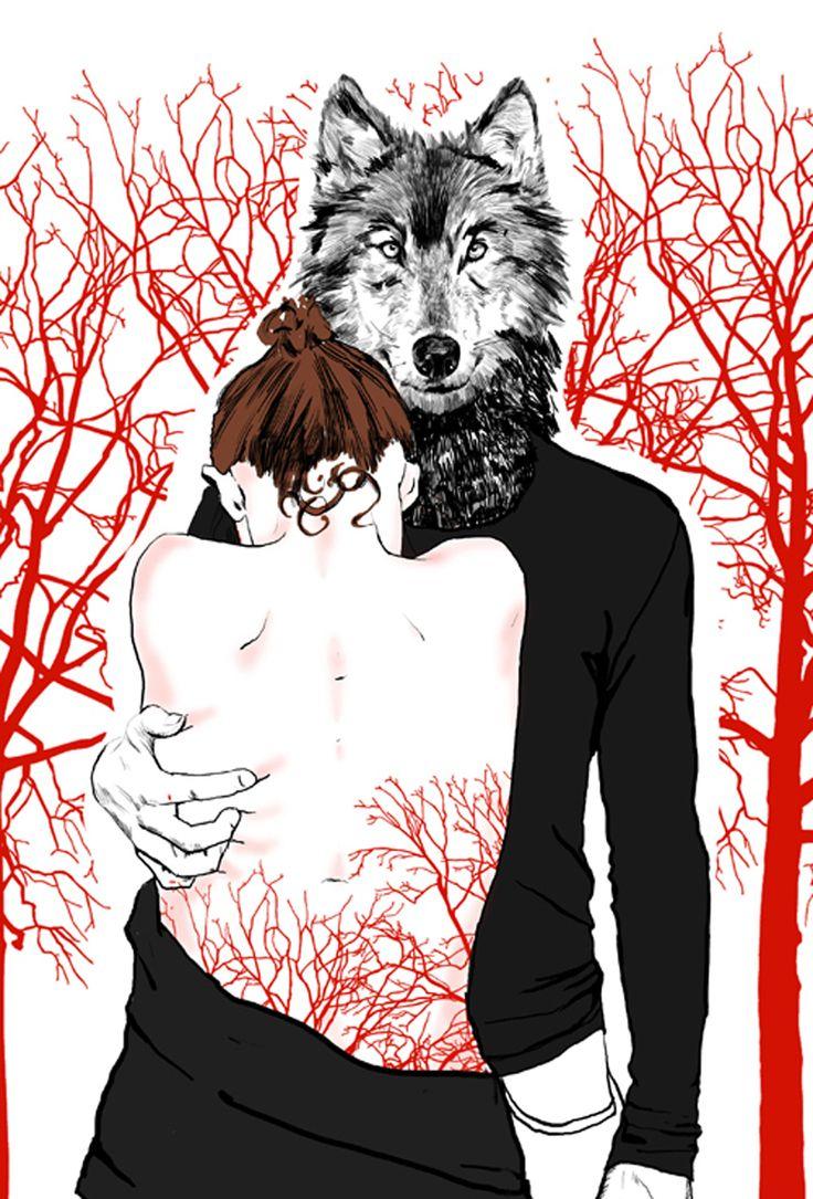 Anna Kapustenko #Werewolf