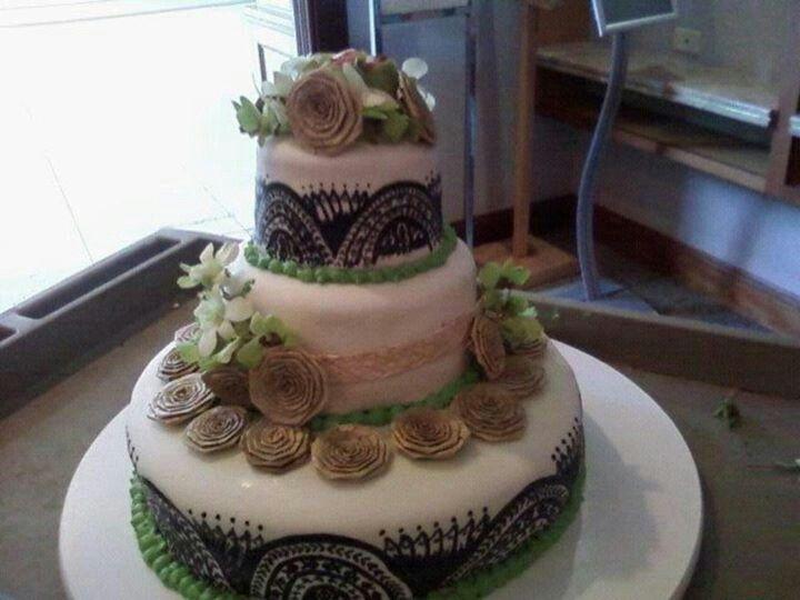 Wedding Cakes In Samoa