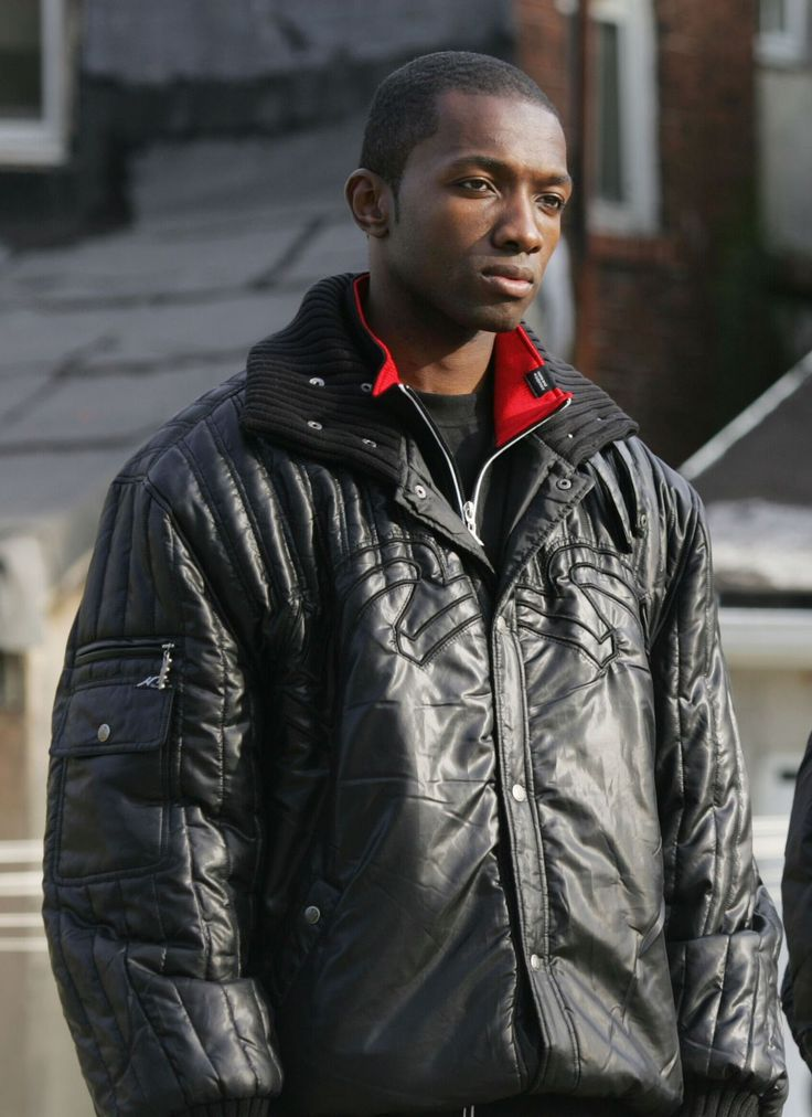 Jamie Hector as Marlo Stanfield in The Wire. Marlo filled the gap left when Barksdale went to prison.