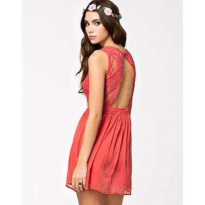 Vero Moda New Feja Mini Dress