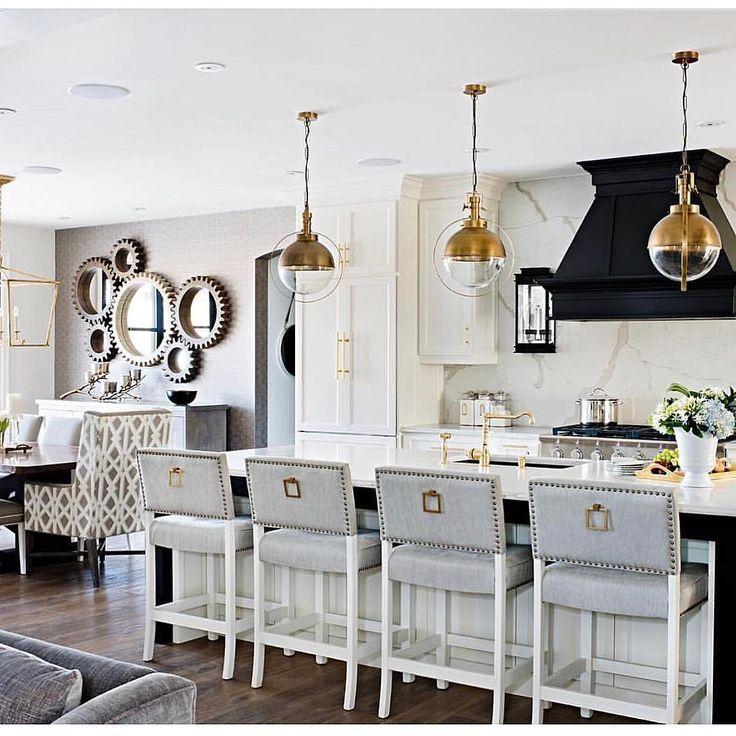 293 besten KÜCHE \ ESSEN Bilder auf Pinterest Küchen design - wohnzimmer mit offener küche